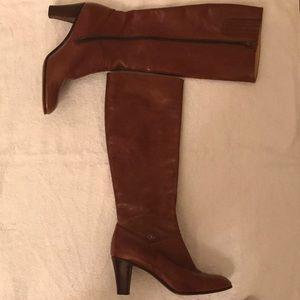 BALLY tall boot